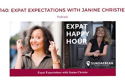 Expat Happy Hour Podcast